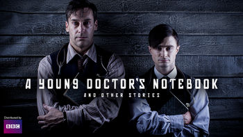 Netflix box art for A Young Doctor's Notebook and Other... - Series 1