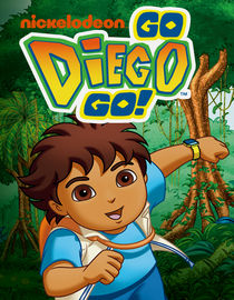 Go Diego Go!: Season 3: Green Iguana Helps Abuelito Plant a New Strawberry Farm!