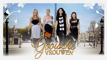 Netflix box art for Gooische Vrouwen