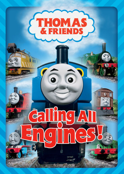 Thomas and Friends: Calling All Engines Netflix US (United States)