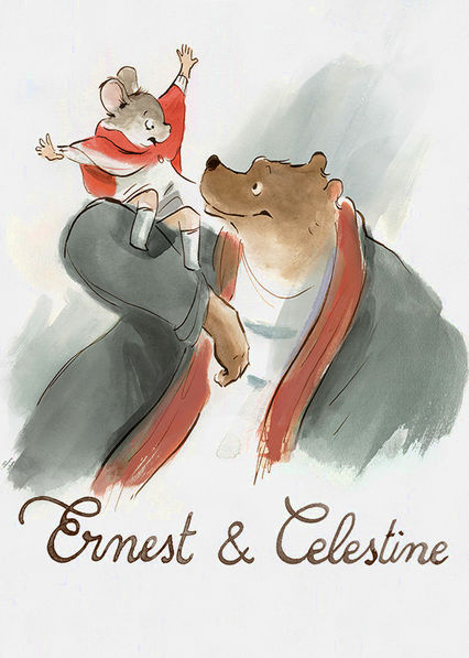 Ernest and Celestine Netflix MX (Mexico)