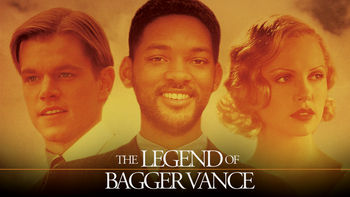 Netflix box art for The Legend of Bagger Vance