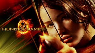 Netflix box art for The Hunger Games