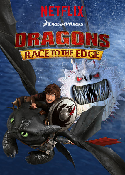 Dragons: Race to the Edge Netflix ES (España)