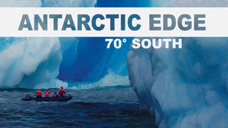 Netflix box art for Antarctic Edge: 70° South
