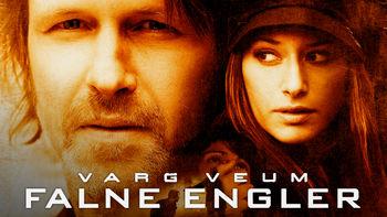 Netflix box art for Varg Veum - falne engler