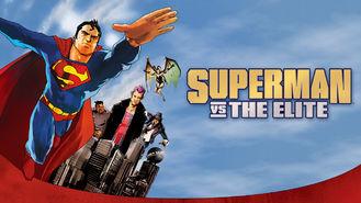 Superman Vs The Elite
