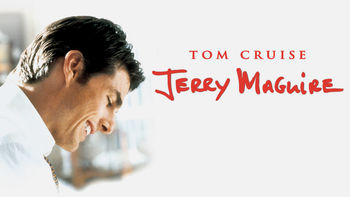 Netflix box art for Jerry Maguire