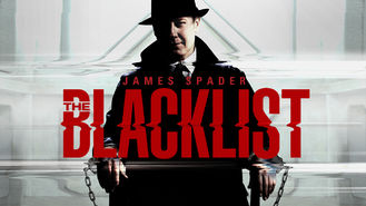 Netflix box art for The Blacklist - Season 1