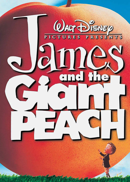 James and the Giant Peach Netflix UK (United Kingdom)