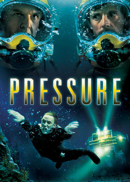 Pressure Netflix UK (United Kingdom)