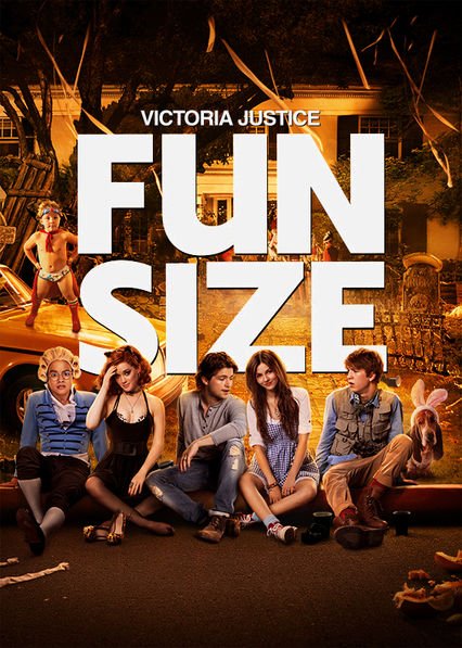 Fun Size Netflix UK (United Kingdom)