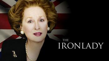 Netflix box art for The Iron Lady