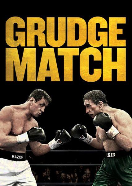 Grudge Match Netflix MX (Mexico)