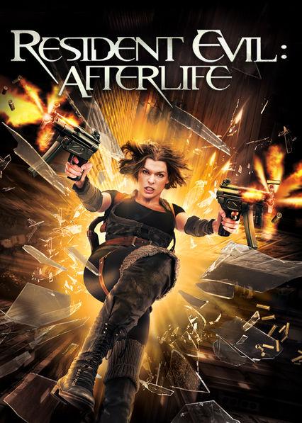 Resident Evil: Afterlife Netflix ES (España)