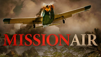 Netflix Box Art for Mission Air