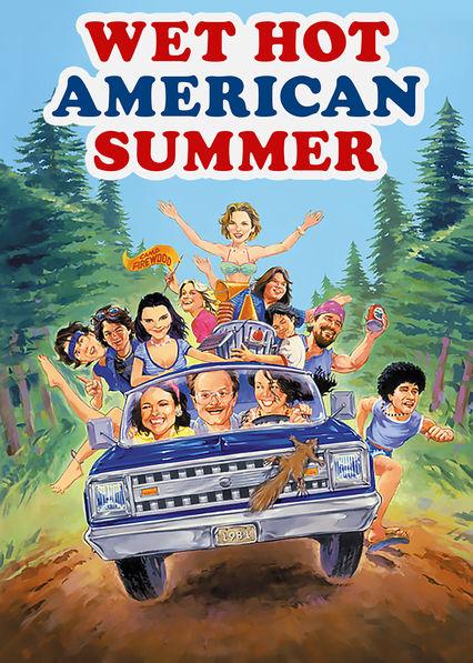 Wet Hot American Summer Netflix US (United States)