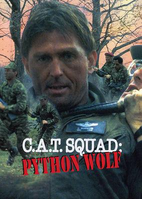 Cat Squad II: Python Wolf