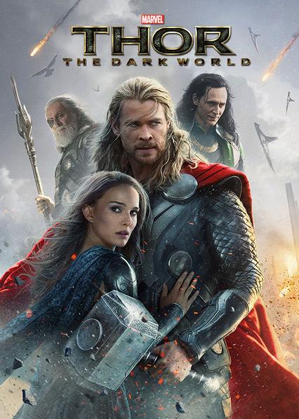 Thor: The Dark World Netflix UK (United Kingdom)
