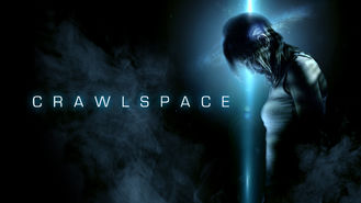 Netflix box art for Crawlspace