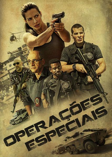 Operações Especiais Netflix BR (Brazil)