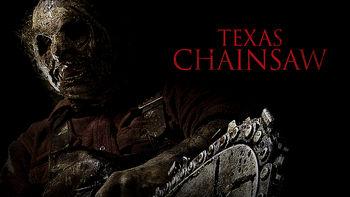 Netflix box art for Texas Chainsaw