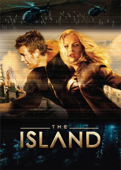 The Island Netflix AR (Argentina)