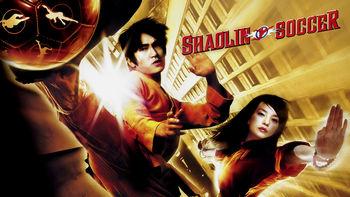 Netflix box art for Shaolin Soccer