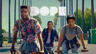 Netflix box art for Dope