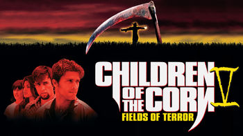 Netflix box art for Children of the Corn 5: Fields of Terror