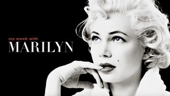 Netflix box art for My Week with Marilyn