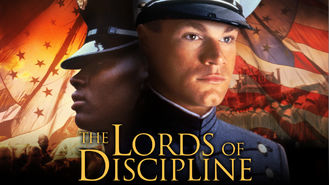 Netflix Box Art for Lords of Discipline, The