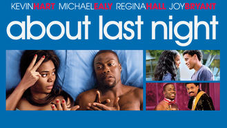 Netflix box art for About Last Night