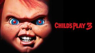 Netflix box art for Child's Play 3