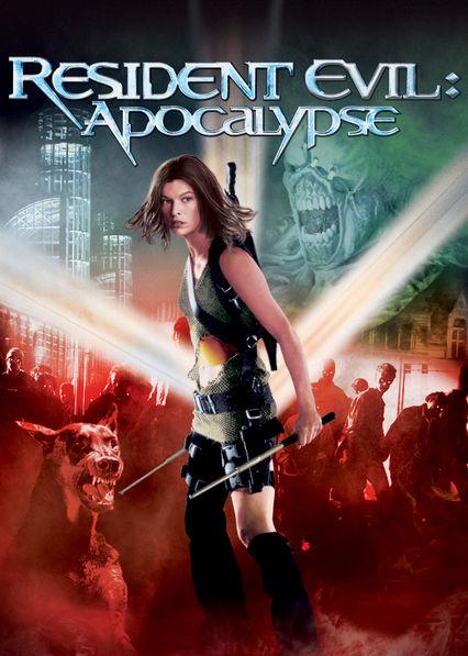 Resident Evil: Apocalypse Netflix UK (United Kingdom)