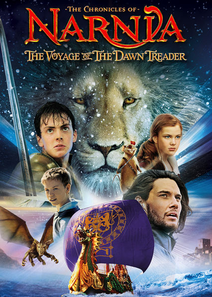 The Chronicles of Narnia: The Voyage of the Dawn Treader Netflix AU (Australia)
