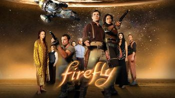 Netflix box art for Firefly - Season 1