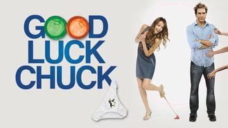 Netflix box art for Good Luck Chuck