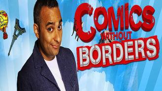 Netflix box art for Comics Without Borders - Season 1