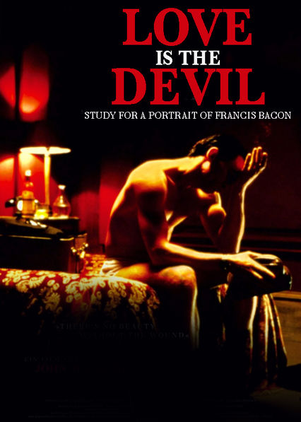 Love Is the Devil: Study for a Portrait of Francis Bacon Netflix BR (Brazil)