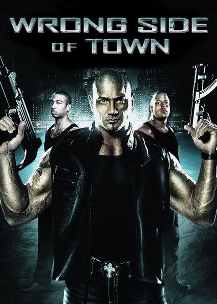 Wrong Side of Town Netflix AU (Australia)