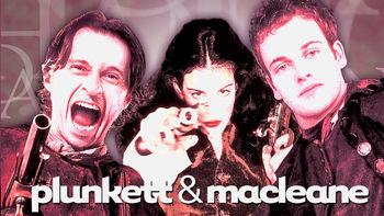 Netflix box art for Plunkett & Macleane