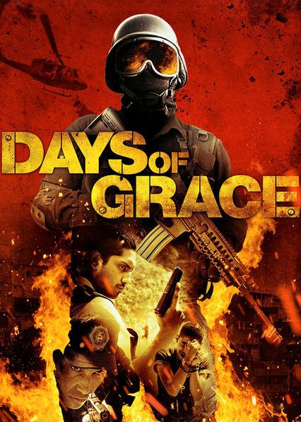 Days of Grace Netflix PR (Puerto Rico)