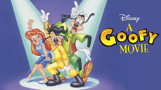 Netflix box art for A Goofy Movie
