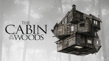 Netflix box art for The Cabin in the Woods