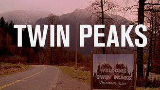 Netflix box art for Twin Peaks - Season 1