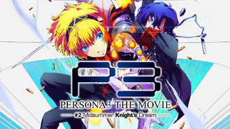 Netflix box art for Persona 3 the Movie: #2 Midsummer...