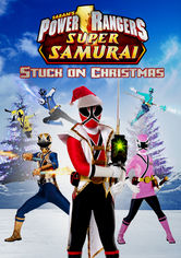 Power Rangers Super Samurai: Stuck on Christmas