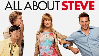 Netflix box art for All About Steve