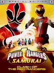Power Rangers Samurai: Clash of the Red Rangers Poster